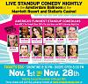 Nov 1 - 28 (not 14 Nov 1 - 28 (except 14 and 15)  Comedy @ Marriott Hotel Ballroom-12047113_10156324938545314_8269906865910983111_n.jpg
