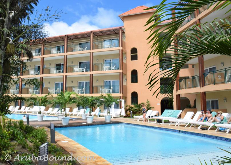 Divi Aruba All Inclusive New Poolview Room Building Exteriors Jpg