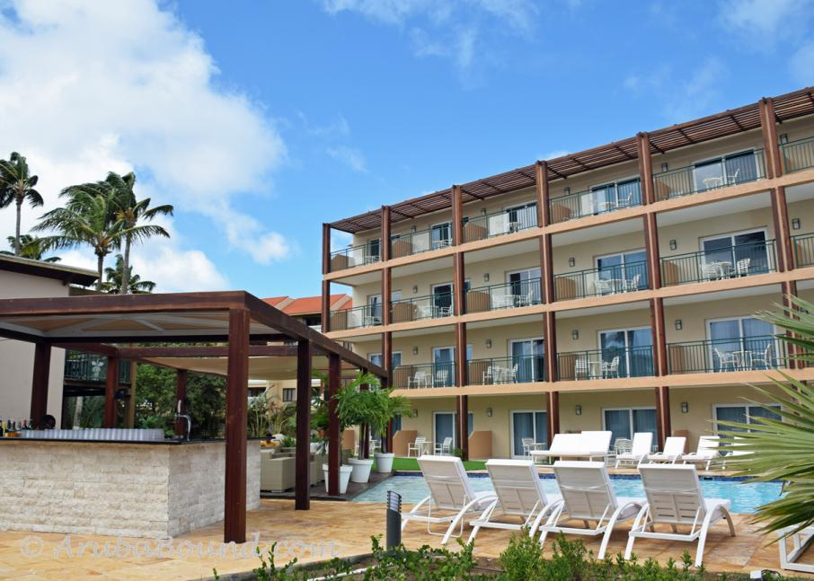 Divi Aruba All Inclusive New Poolview Room Building Exteriors