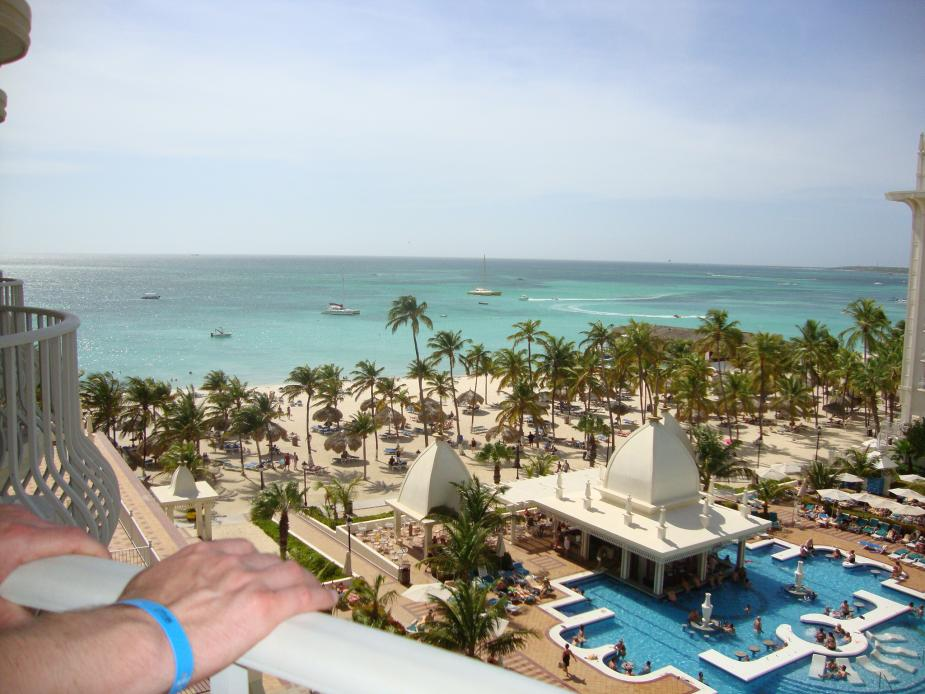 Holiday Inn Palm Beach Aruba The Best Beaches In World