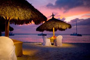 Image result for aruba romantic dinner